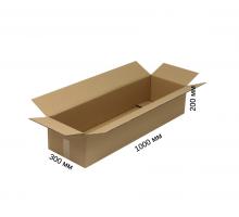 Картонная коробка 1000х300х200 мм