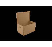 Архивный самосборный короб (А4) 330*230*230 мм