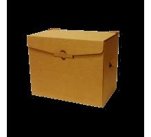 Короб архивный для хранения А4 размер: 400х265х335 мм