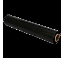 Стрейч-плёнка черная 500 мм, 1,2 кг